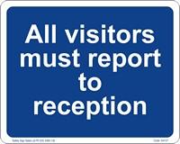 GA121_Visitors Report to Reception