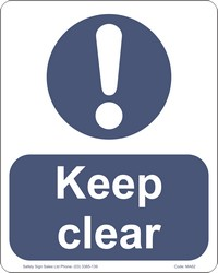 MA62-keep-clear