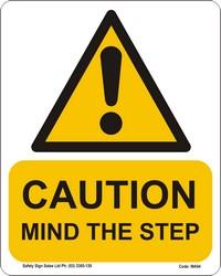WA94_Caution mind the step